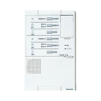 Panasonic セキュリティ電気錠操作ユニットWQN45331W