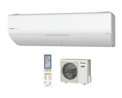 パナソニック Panasonic 住宅設備用エアコンEolia エコナビ搭載Xシリーズ(2018)XCS-368CX-W/S(おもに12畳用・単相100V)