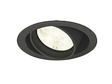XD258397LEDユニバーサルダウンライトOPTGEAR(オプトギア) 埋込φ100 連続調光(PWM)温白色 49° S750 JR12V-50Wクラスオーデリック 照明器具 飲食店用 天井照明