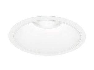 XD301183LEDハイパワーベースダウンライト 本体(高天井用)COBタイプ 埋込φ250 防雨形温白色 31° C6000 FHT42W×3灯クラスオーデリック 照明器具 ショールーム 展示室 屋内・軒下兼用 天井照明