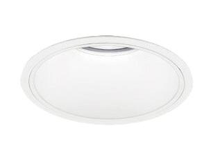 オーデリック 照明器具LEDハイパワーベースダウンライト 防雨形本体 白色 61° COBタイプC6000 FHT42W×3灯クラスXD301194
