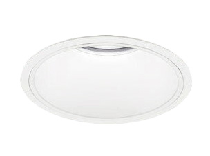 オーデリック 照明器具LEDハイパワーベースダウンライト 防雨形本体 温白色 61° COBタイプC6000 FHT42W×3灯クラスXD301195