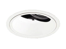 オーデリック 照明器具PLUGGEDシリーズ LEDユニバーサルダウンライト本体(深型) 温白色 43°拡散 COBタイプC1950/C1650 CDM-T35Wクラス 高彩色XD402190H