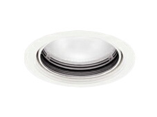 XD402322LEDベースダウンライト 本体(一般型)PLUGGEDシリーズ COBタイプ 68°広拡散配光 埋込φ100温白色 C2500 CDM-T70Wクラスオーデリック 照明器具 天井照明