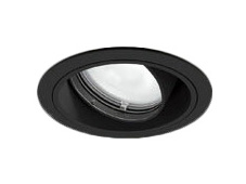 XD403413HLEDユニバーサルダウンライト 本体(一般型)PLUGGEDシリーズ COBタイプ 50°拡散配光 埋込φ100温白色 C1000/C700 JR12V-50Wクラス/JDR75Wクラス 高彩色オーデリック 照明器具 天井照明