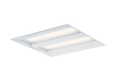 コイズミ照明 施設照明cledy EPシリーズ エコパネルLEDベースライトスクエアタイプ 埋込型 □600FHP45W×4クラス 電球色 非調光XD43750L