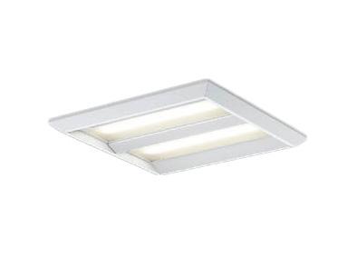 コイズミ照明 施設照明cledy EPシリーズ エコパネルLEDベースライトスクエアタイプ Cチャンネル回避 直付埋込両用型FHP32W×3クラス 温白色 非調光XD43753L