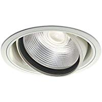 コイズミ照明 施設照明cledy versa R LEDユニバーサルダウンライト 高彩度リフレクタータイプHID70W相当 3000lmクラス 3400K vivid color 20° 非調光XD44557L