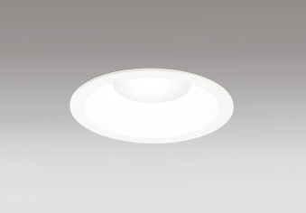 XD457065エクステリア 軒下用LEDベースダウンライト M形(一般型)埋込φ125 非調光 白色 防雨型 FHT42W相当オーデリック 照明器具 エントランス 屋外用 天井照明 軒下取付専用