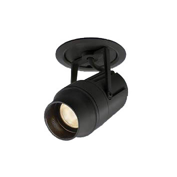 ★コイズミ照明 施設照明cledy micro 超小型LEDユニバーサルダウンライト ダウンスポットタイプJDR65W相当 400lmクラス 電球色3000K 30°調光XD46545L