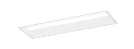 XD504001P4DLED-LINE LEDユニット型ベースライト埋込型 20形 下面開放型(幅220) 3200lmタイプ非調光 温白色 Hf16W高出力×2灯相当オーデリック 施設照明 オフィス照明 天井照明