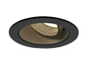 オーデリック 照明器具MINIMUM LEDユニバーサルダウンライトC1000 JR12V-50Wクラス 位相制御調光 16° 電球色XD603130HC