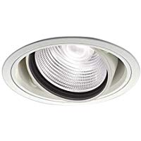コイズミ照明 施設照明cledy versa R LEDユニバーサルダウンライト 高演色リフレクタータイプ HIGH CRIHID70~35W相当 3000~2000lmクラス 白色 15°XD91096L