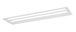 パナソニック Panasonic 施設照明直管LEDランプ搭載ベースライト 埋込型下面開放型器具W300・LDL40×2灯用リニューアル向け 調光可・定格出力型埋込XFL329BT LT9