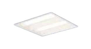 パナソニック Panasonic 施設照明一体型LEDベースライト 埋込型 スクエアタイプ □350温白色 調光タイプ 下面開放型コンパクト形蛍光灯FHP23形4灯器具相当XL363PEFJLA9