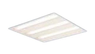 パナソニック Panasonic 施設照明一体型LEDベースライト 埋込型 スクエアタイプ □600温白色 調光タイプ 下面開放型コンパクト形蛍光灯FHP45形3灯器具相当XL382PEFJLA9