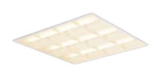 パナソニック Panasonic 施設照明一体型LEDベースライト 電球色 埋込型 スクエアタイプFHP45形×4灯相当 格子タイプ □600 連続調光型XL384CBTLA9