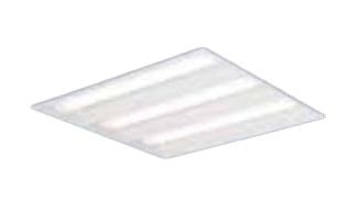 パナソニック Panasonic 施設照明一体型LEDベースライト 埋込型 スクエアタイプ □600白色 調光タイプ 下面開放型コンパクト形蛍光灯FHP45形4灯器具相当XL384PEUJLA9