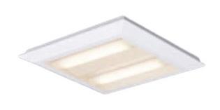 パナソニック Panasonic 施設照明一体型LEDベースライト 温白色 直埋兼用FHP23形×4灯相当 スクエアタイプ 下面開放 □470 連続調光型XL464PEFLA9