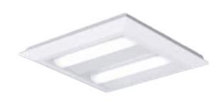 パナソニック Panasonic 施設照明一体型LEDベースライト 昼白色 直埋兼用FHP23形×4灯相当 スクエアタイプ 下面開放 □470 連続調光型XL464PEVLA9