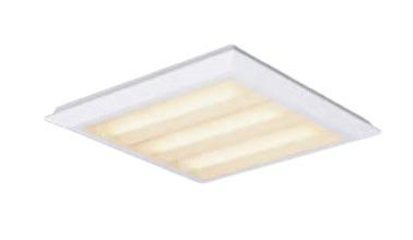 パナソニック Panasonic 施設照明一体型LEDベースライト 電球色 直埋兼用FHP32形×3灯節電タイプ スクエアタイプ 下面開放 □570 連続調光型XL472PETLA9