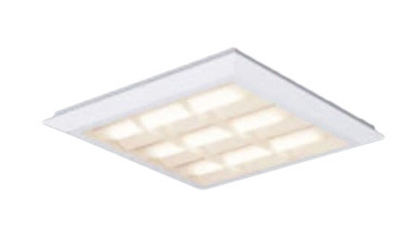 パナソニック Panasonic 施設照明一体型LEDベースライト 温白色 温白色 直埋兼用FHP32形×3灯相当 格子タイプ スクエアタイプ □570 格子タイプ □570 連続調光型XL473CBFLA9, レンタル貸衣装なな:cf6d396e --- sunward.msk.ru