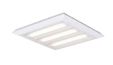 パナソニック Panasonic 施設照明一体型LEDベースライト 白色 直埋兼用FHP32形×3灯相当 スクエアタイプ 下面開放 □570 連続調光型XL473PEULA9