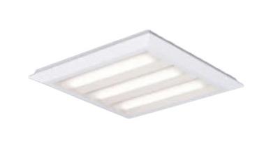 パナソニック Panasonic 施設照明一体型LEDベースライト 白色 直埋兼用FHP32形×4灯相当 スクエアタイプ 下面開放 □570 連続調光型XL474PEULA9