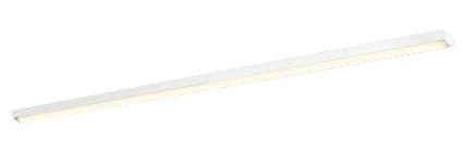 ●XL501003P3ELED-LINE LEDユニット型ベースライト直付型 110形 逆富士型(幅150) 6400lmタイプ非調光 電球色 Hf86W×1灯相当オーデリック 施設照明 オフィス照明 天井照明