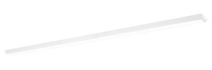 ●オーデリック 照明器具LED-LINE LEDベースライト 直付型 110形逆富士型(幅230) LEDユニット型 非調光10000lmタイプ 電球色 FLR110W×2灯相当XL501006P2E