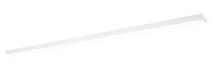 ●オーデリック 照明器具LED-LINE LEDベースライト 直付型 110形逆富士型(幅230) LEDユニット型 非調光13400lmタイプ 昼白色 Hf86W×2灯相当XL501006P4B