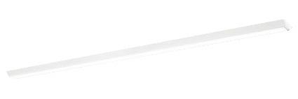 ●オーデリック 照明器具LED-LINE LEDベースライト 直付型 110形逆富士型(幅230) LEDユニット型 非調光13400lmタイプ 白色 Hf86W×2灯相当XL501006P4C