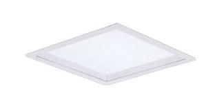 パナソニック Panasonic 施設照明一体型LEDベースライト 昼白色 埋込型FHP23形×3灯相当 スクエアタイプ乳白パネル □275 非調光型 深枠(白)タイプXL553PGVJLE9