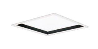 パナソニック Panasonic 施設照明一体型LEDベースライト 昼白色 埋込型FHP23形×3灯相当 スクエアタイプ乳白パネル □350 深枠(黒)タイプ 連続調光型XL563PHVJLA9