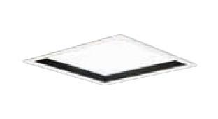 パナソニック Panasonic 施設照明一体型LEDベースライト 埋込型 スクエアタイプ □350白色 調光タイプ 乳白パネル深枠(黒)コンパクト形蛍光灯FHP23形4灯器具相当XL564PHUJLA9