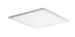 パナソニック Panasonic 施設照明一体型LEDベースライト 昼白色 埋込型FHP45形×4灯高出力相当 乳白パネル スクエアタイプ□450 デジタル調光タイプ 連続調光型XL575PFVJDZ9