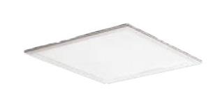 パナソニック Panasonic 施設照明一体型LEDベースライト 白色 埋込型FHP45形×3灯節電タイプ スクエアタイプ乳白パネル □600 連続調光型XL582PFUJLA9