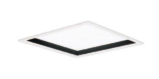 パナソニック Panasonic 施設照明一体型LEDベースライト 白色 埋込型FHP45形×3灯相当 スクエアタイプ乳白パネル □600 深枠(黒)タイプ 連続調光型XL583PHUJLA9