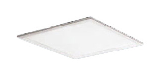 パナソニック Panasonic 施設照明一体型LEDベースライト 昼白色 埋込型FHP45形×4灯相当 スクエアタイプ乳白パネル □600 連続調光型XL584PFVJLA9