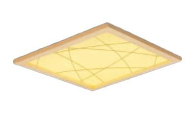 パナソニック Panasonic 施設照明一体型LEDベースライト 昼白色 埋込型FHP45形×4灯相当 スクエアタイプ和紙柄パネル □600 竹模様タイプ 連続調光型XL584PKVJLA9