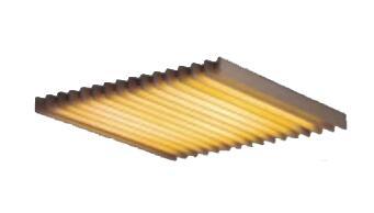 パナソニック Panasonic 施設照明一体型LEDベースライト 電球色 埋込型FHP45形×4灯相当 スクエアタイプ和紙柄パネル □600 木製ルーバタイプ 連続調光型XL584WBTJLA9