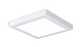 パナソニック Panasonic 施設照明一体型LEDベースライト 温白色 直付型FHP23形×3灯相当 スクエアタイプ乳白パネル □400 連続調光型XL663PFFJLA9
