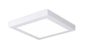 パナソニック Panasonic 施設照明一体型LEDベースライト 電球色 直付型FHP23形×4灯高出力相当 スクエアタイプ乳白パネル □400 連続調光型XL665PFTLA9