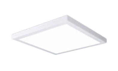 パナソニック Panasonic 施設照明一体型LEDベースライト 温白色 直付型FHP45形×3灯相当 スクエアタイプ乳白パネル □600 連続調光型XL683PFFJLA9