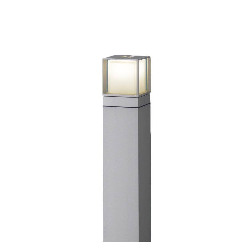 XLGE540SHULEDエントランスライト 電球色 地中埋込型 防雨型 地上高1000mm 白熱電球40形1灯器具相当Panasonic 照明器具 エクステリア 屋外用 玄関 庭
