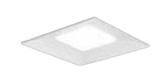 パナソニック Panasonic 施設照明一体型LEDベースライト 温白色 スクエア光源タイプ □600埋込型 連続調光型 下面開放型コンパクト形蛍光灯FHP45形4灯器具相当 12000lmXLX110VKVLA9