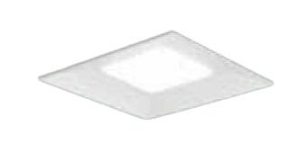 パナソニック Panasonic 施設照明一体型LEDベースライト 温白色 スクエア光源タイプ □600埋込型 連続調光型 下面開放型コンパクト形蛍光灯FHP45形4灯器具相当 12000lmXLX111VKVRZ9