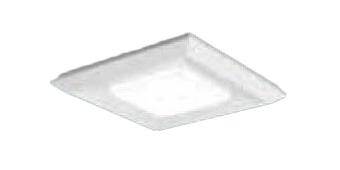 パナソニック Panasonic 施設照明一体型LEDベースライト 昼白色 直付/埋込兼用スクエア光源タイプ □570 連続調光型 下面開放型コンパクト形蛍光灯FHP23形4灯器具相当 4500lmXLX140AKNLA9