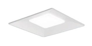 【当店おすすめ品】 パナソニック Panasonic 施設照明一体型LEDベースライト 埋込型 スクエアシリーズ スクエア光源タイプ昼白色 調光 下面開放型 □600 6500lmタイプコンパクト形蛍光灯FHP32形3灯器具相当埋込XLX160VEN LA9