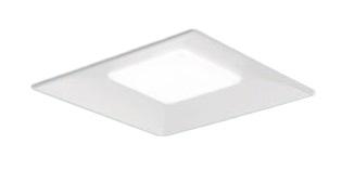 パナソニック Panasonic 施設照明一体型LEDベースライト 埋込型 スクエアシリーズ スクエア光源タイプ昼白色 調光 下面開放型 □600 8000lmタイプコンパクト形蛍光灯FHP32形4灯器具相当埋込XLX182VENDZ9